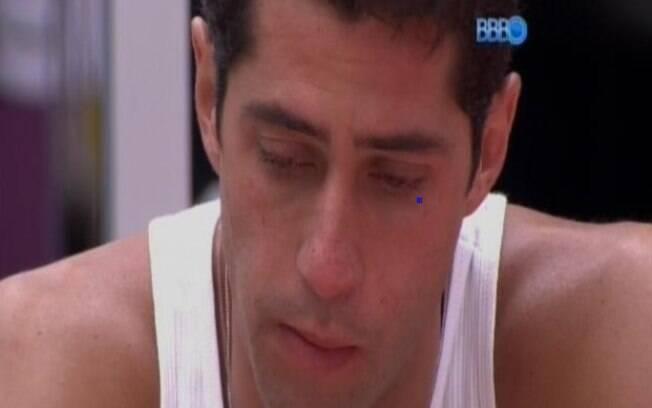 Marcelo chorou ao falar sobre conflito com Cássio