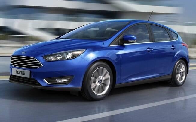 A linha 2017 do Ford Focus é o primeiro no carro no Brasil a receber a terceira geração da central multimídia Sync 3.
