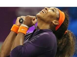 Esta foi a terceira vitória de Serena sobre Vandeweghe, uma das surpresas da atual edição do Torneio de Miami