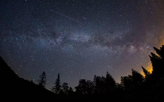 A chuva de meteoros Alfa Capricornídeos também integra o calendário de eventos astronômicos de junho