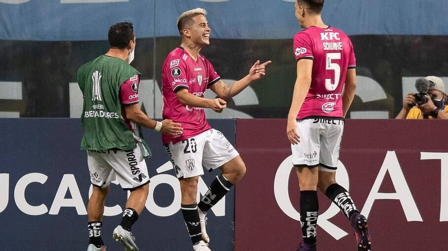 Grêmio x Del Valle