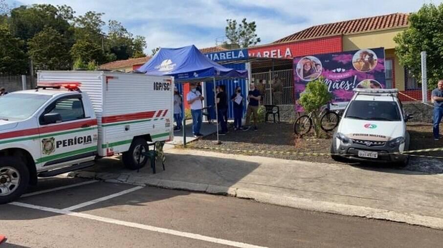 Ataque a escola de Cabo Frio aconteceria dois dias depois do atentado em Saudades, SC