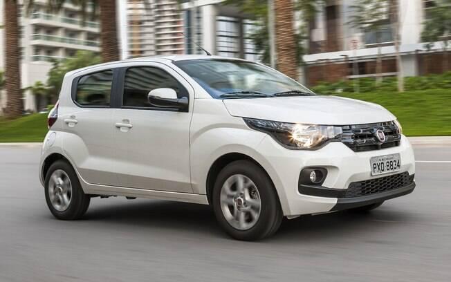 A Fiat se preocupou em deixar o Mobi mais barato do que o Up, porém fora da faixa abaixo dos R$ 30 mil