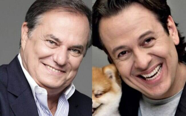 Ronnie Von e Celso Zucatelli