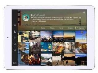 Conhecido serviço de compartilhamento de fotos com mais 1 TB de armazenamento disponível, Flickr ganhou atualização para iPad. Disponível para iOS e Android também