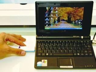 Critério.  Relatório considera como banda larga móvel acessos feitos por modem USB ou embutido
