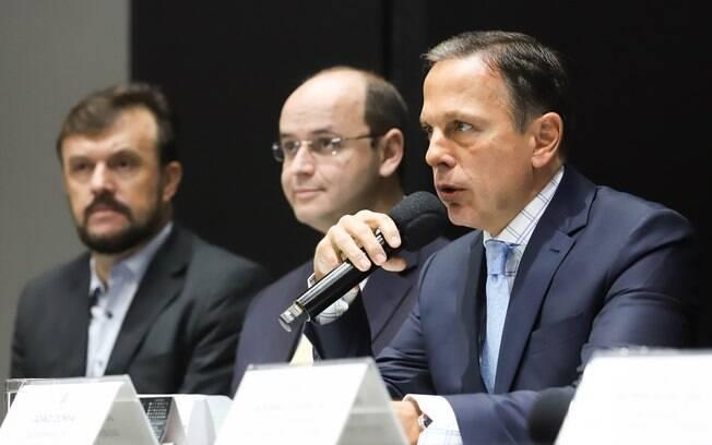 Governador de São Paulo, João Doria (PSDB) anunciou mudanças no calendário escolar na rede estadual