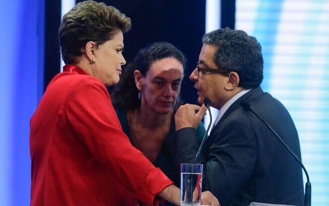 João Santana foi o responsável pela campanha da presidente Dilma Rousseff (PT)