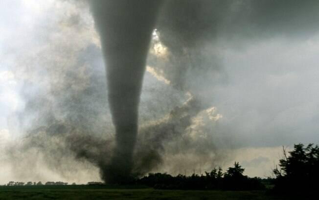 Foto do dia: terra de furacões - Ciência - iG