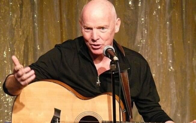 O cantor e compositor Jim Diamond foi encontrado morte em sua casa em Londres
