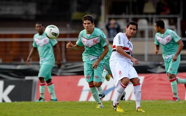 Ganso entrou na segunda etapa na vitória do  São Paulo contra o Náutico