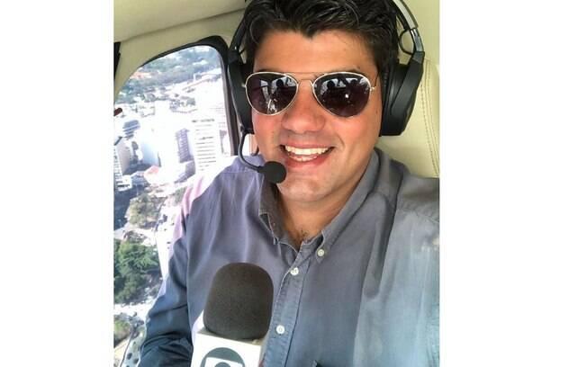 André Azeredo deixará a Globo e apresentará jornal na Record