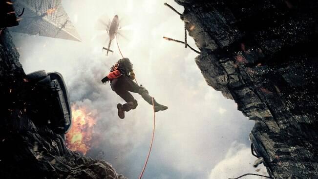 """Ameaça real inspira desastre fictício do filme """"Terremoto"""""""