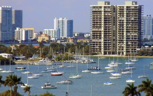 Cansou de ouvir o português? Confira os lugares frequentados pelos americanos em Miami