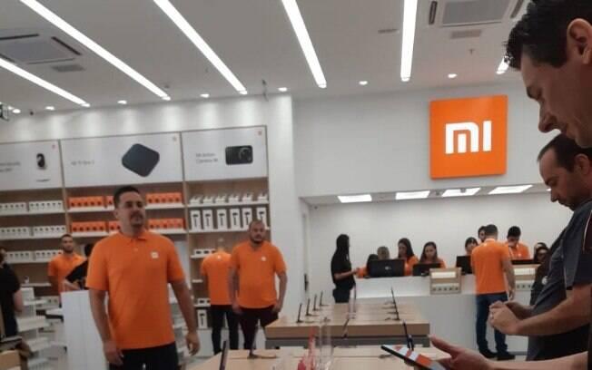 Loja da Xiaomi é inaugurada neste sábado (1) em São Paulo e conta com mais de 120 itens disponíveis para venda