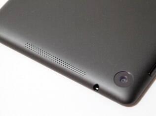 Câmera do Nexus 7 grava vídeos em Full HD