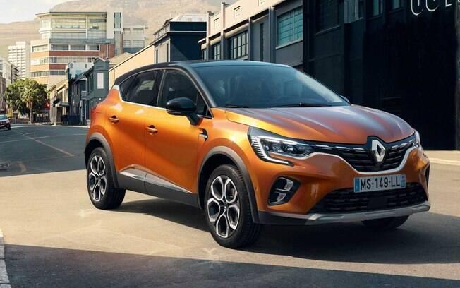 O Renault Captur da nova geração foi a principal novidade da marca francesa para a Europa em 2019