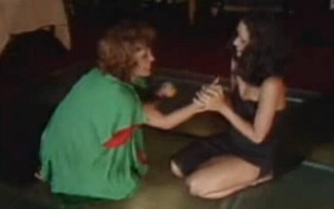 Júlia (Sônia Braga) e Yolanda (Joanna Fomm) em