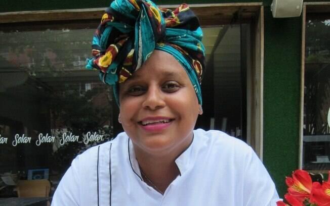 A Chef Andréa Nascimento brilha no ranking dos maiores nomes da gastronomia do Brasil