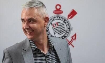 Tiago Nunes fala sobre volta do Corinthians em entrevista