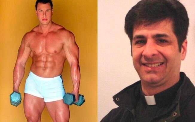 Jovem musculoso Keith Crist era o amante de Peter Miquelli, de 53 anos, que sofre acusações