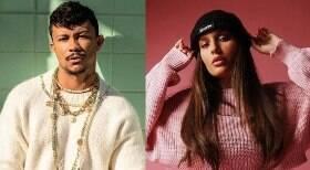 Xamã admite que namoro com Thaís Braz era publicidade