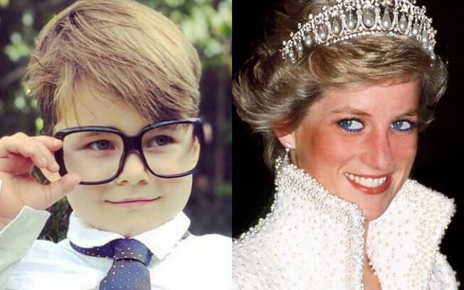 Billy e Princesa Diana