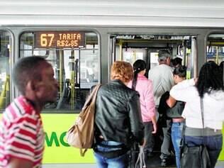 Perda. Ônibus do sistema que antes ligava o Serra Verde ao centro agora só vai até a Estação Vilarinho