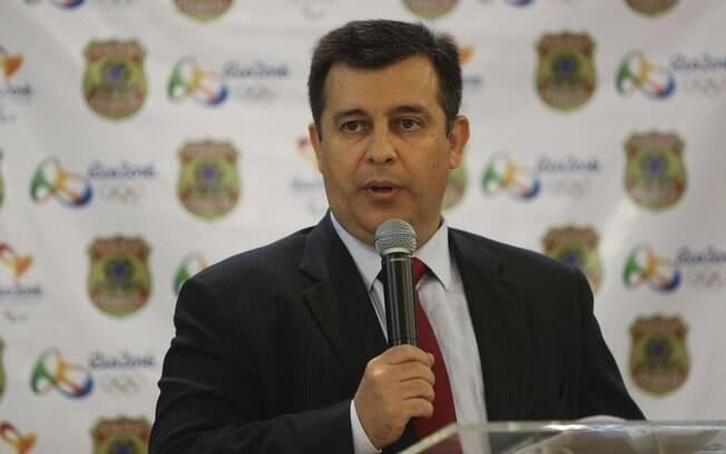 Ministério da Justiça desmentiu informações de que pretende substituir Leandro Daiello no comando da PF