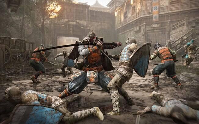 For Honor é o novo game da Ubisoft focado nos eSports