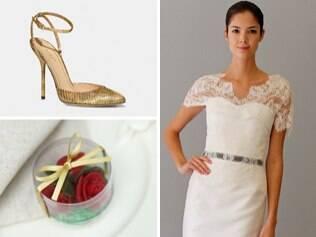 Vestidos de grife, sapatos incríveis e mimos para os convidados: casamento luxuoso