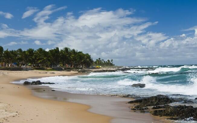 Itapuã é uma das praias mais famosas da cidade