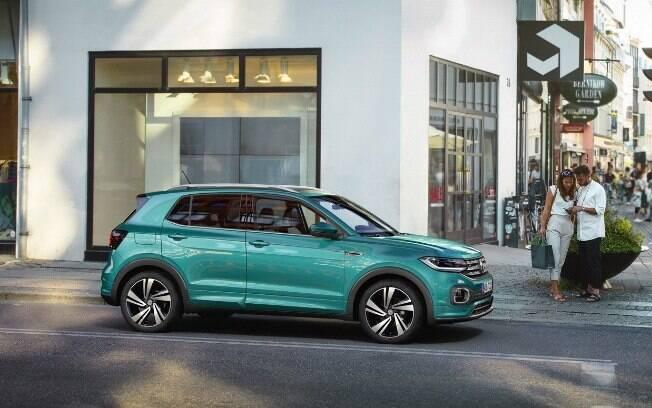 VW T-Cross vai chegar às lojas no primeiro semestre de 2019, provavelmente em abril,  como novo SUV compacto