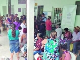 Ideia do programa é reduzir filas para atendimento em postos de saúde