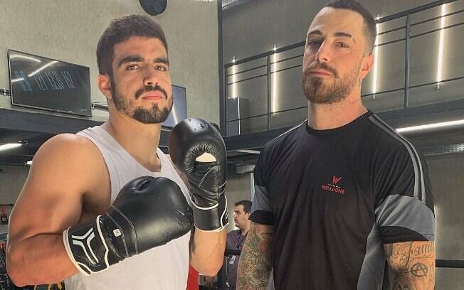 Felipe Titto será personal trainer em