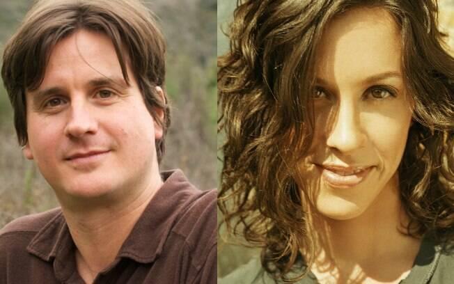A cantora canadense Alanis Morissette é irmã gêmea de Wade Imre, que também é músico