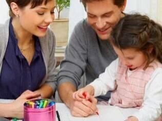 Os pais devem acompanhar a vida escolar da criança desde cedo, evitando assim os problemas na adolescência