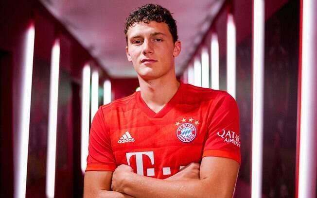 Pavard, lateral do Bayern de Munique