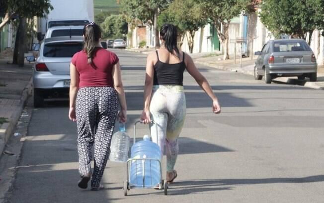 Obra deixa dez bairros de Campinas sem água nesta quarta