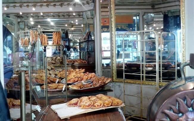 Boulangerie: sinônimo de charme e refeição barata