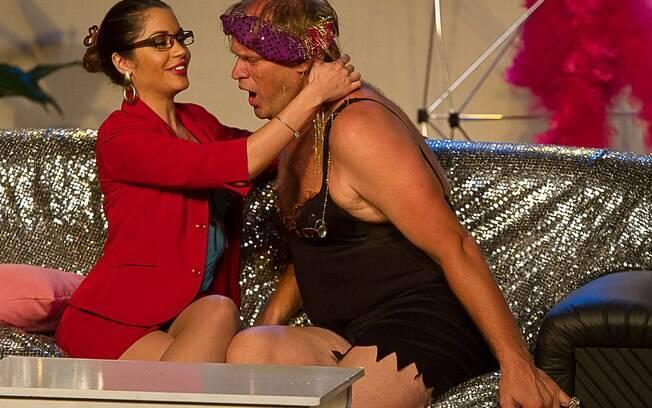 Ex-BBB Maria Melilo se cura de câncer e estreia peça em São Paulo