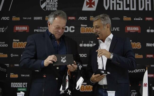 Abel Braga é o novo técnico do Vasco