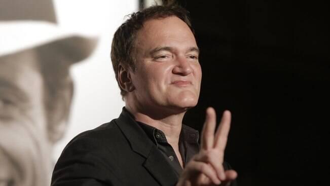 Em São Paulo, Tarantino fala sobre aposentadoria