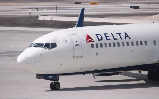 Avião da Delta Airlines