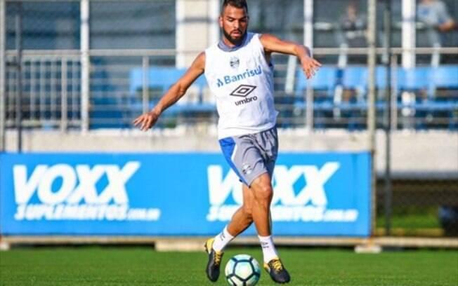 Maicon é um dos homens de confiança de Renato Gaúcho no Grêmio