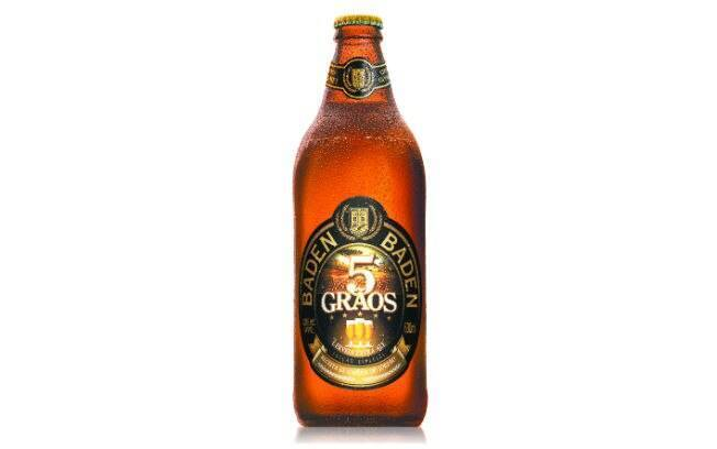 Cerveja Baden 5 Grãos Extra Ale, da Baden Baden