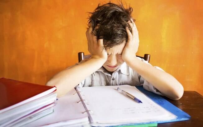 Professores novos e o ambiente diferente são as principais queixas das crianças