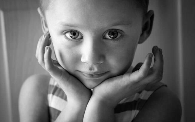 O inglês Andy Whelan divulgou a história da filha para fazer com que as pessoas pensassem mais sobre o câncer infantil
