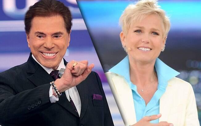 Silvio Santos e Xuxa: apresentador critica looks da Rainha dos Baixinhos na Record