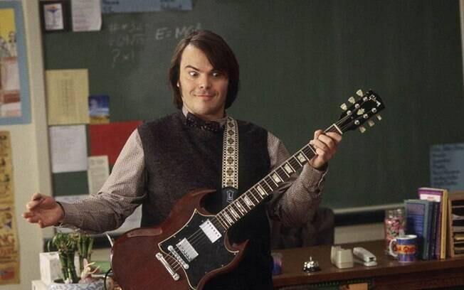 Curso de rock é criado para mostrar que uma escola de rock não é coisa apenas do cinema